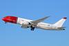 Norwegian Air Shuttle (Norwegian.com) (Norwegian Long Haul) Boeing 787-8 Dreamliner LN-LNC (msn 34795) LAX (Michael B. Ing). Image: 932745.