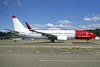 Norwegian Air Shuttle (Norwegian.com) Boeing 737-8JP WL EI-FHM (msn 42070) BFI (Joe G. Walker). Image: 929629.