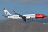 Norwegian Air Shuttle (Norwegian.com) Boeing 737-8JP WL LN-NGC (msn 39016) (Jens Glad Balchen) TFS (Paul Bannwarth). Image: 931224.