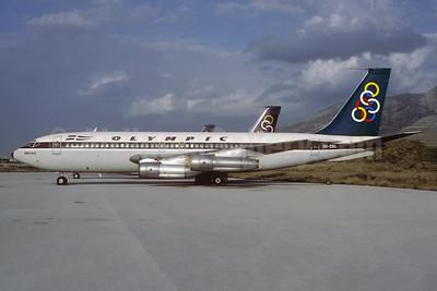 """""""Evros"""", ex N727US, delivered February 6, 1972"""