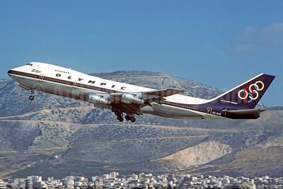 """""""Olympic Eagle"""", delivered on December 7, 1973"""