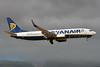 Ryanair Boeing 737-8AS WL EI-DWG (msn 33620) LPA (Paul Bannwarth). Image: 928314.