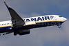 Ryanair Boeing 737-8AS WL EI-EKC (msn 38495) LGW (SPA). Image: 930198.