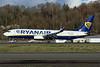 Ryanair Boeing 737-8AS WL EI-FON (msn 44721) BFI (Brandon Farris). Image: 931743.