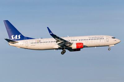 Scandinavian Airlines-SAS Boeing 737-86N WL LN-RGH (msn 41266) ARN (Stefan Sjogren). Image: 933396.