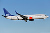 Scandinavian Airlines-SAS Boeing 737-86N WL LN-RGB (msn 38034) ARN (Stefan Sjogren). Image: 929076.
