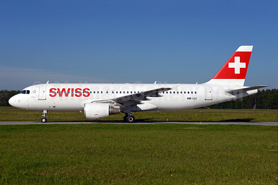 Swiss International Air Lines Airbus A320-214 HB-IJJ (msn 585) ZRH (Rolf Wallner). Image: 933104.