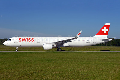 Swiss International Air Lines Airbus A321-212 WL HB-IOO (msn 7007) ZRH  (Rolf Wallner). Image: 933110.