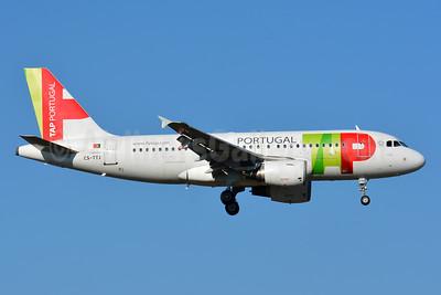TAP Portugal Airbus A319-111 CS-TTJ (msn 979) ZRH (Paul Bannwarth). Image: 933041.