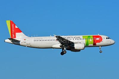 TAP Portugal Airbus A320-214 CS-TNW (msn 2792) ZRH (Paul Bannwarth). Image: 933043.