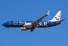 "TUI Germany's 2016 ""TUI Blue"" logo jet"