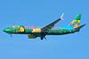 """TUIfly's 2015 """"Haribo Tropifrutti"""" logo jet"""