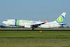 Transavia Airlines (Transavia.com) (Netherlands) Boeing 737-8EH WL PH-GUA (msn 37601) (Gol wingtips) AMS (TMK Photography). Image: 920765.
