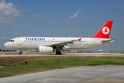 Turkish Airlines Airbus A320-232 TC-JPS (msn 3718) IST (Ton Jochems). Image: 931481.