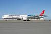 Turkish Airlines Boeing 777-3F2 ER TC-JJU (msn 60401) SFO (istanbul - San Francisco) SFO (Mark Durbin). Image: 927217.