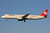 Turkish Airlines Airbus A321-231 TC-JRJ (msn 3429) LHR (SPA). Image: 931483.