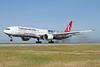Turkish Airlines Boeing 777-3F2 ER TC-JJU (msn 60401) SFO (istanbul - San Francisco) SFO (Mark Durbin). Image: 927218.