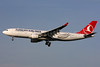 Turkish Airlines Airbus A330-203 TC-JNB (msn 704) LHR (SPA). Image: 931484.