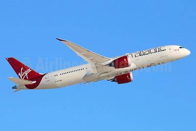 Virgin Atlantic Airways Boeing 787-9 Dreamliner G-VYUM (msn 37970) LAX (Michael B. Ing). Image: 929625.