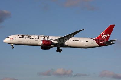 Virgin Atlantic Airways Boeing 787-9 Dreamliner G-VSPY (msn 37973) LHR (SPA). Image: 933320.