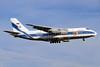 Volga-Dnepr Airlines Antonov An-124-100 RA-82044 (msn 9773054155109) (20 Years) STN (Keith Burton). Image: 912641.