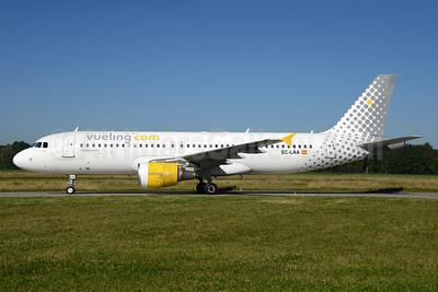 Vueling Airlines (Vueling.com) Airbus A320-214 EC-LAA (msn 2678) ZRH (Rolf Wallner). Image: 933785.