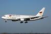 West Atlantic Cargo Airlines  (West Air Sweden) Boeing 767-232 (F) SE-RLB (msn 22222) LGG (Rainer Bexten). Image: 931002.