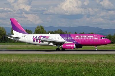 Wizz Air (wizzair.com) (Hungary) Airbus A320-232 HA-LWG (msn 4308) BSL (Paul Bannwarth). Image: 931906.