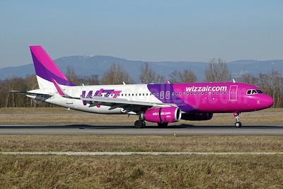 Wizz Air (wizzair.com) (Hungary) Airbus A320-232 WL HA-LWU (msn 5617) BSL (Paul Bannwarth). Image: 931908.