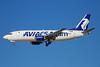 AVIACSA (AVIACSA.com) Boeing 737-301 XA-UFW (msn 23558) LAS (Bruce Drum). Image: 100233.