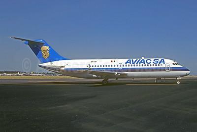 AVIACSA McDonnell Douglas DC-9-15 XA-TIM (msn 45778) MEX (Christian Volpati). Image: 942866.