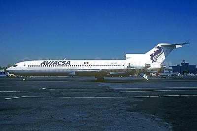 AVIACSA Boeing 727-276 XA-SJE (msn 21479) MEX (Christian Volpati). Image: 942865.