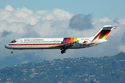 Aero California McDonnell Douglas DC-9-32 XA-UEG (msn 47794) LAX (Chris Sands). Image: 928651.