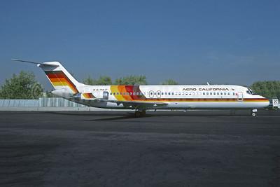 Aero California McDonnell Douglas DC-9-32 XA-TAF (msn 47039) MEX (Christian Volpati). Image: 954775.