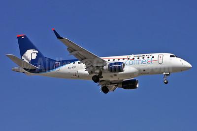 AeroMexico Connect Embraer ERJ 170-100SU XA-ACP (msn 17000019) MEX (Rurik Enriquez). Image: 924404.
