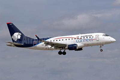 AeroMexico Connect Embraer ERJ 170-100STD XA-ALD (msn 17000025) MIA (Brian McDonough). Image: 931888.