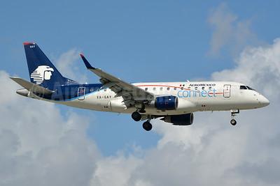 AeroMexico Connect Embraer ERJ 170-100LR XA-GAY (msn 17000087) MIA (Jay Selman). Image: 402990.