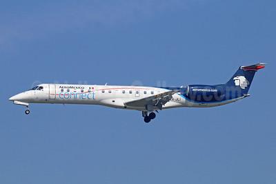 AeroMexico Connect Embraer ERJ 145LR (EMB-145LR) XA-JLI (msn 145440) LAX (Michael B. Ing). Image: 931889.
