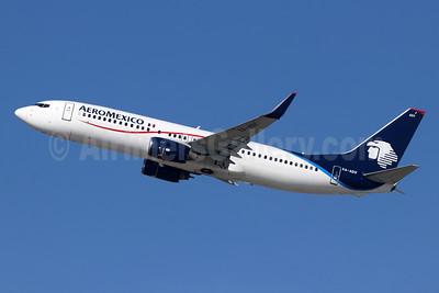 AeroMexico Boeing 737-8AS WL XA-ADV (msn 29930) LAX (Michael B. Ing). Image: 955350.