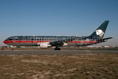 AeroMexico Boeing 767-3Q8 ER XA-APB (msn 27618) JFK (Roy Lock). Image: 924045.