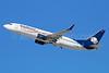 AeroMexico Boeing 737-81D SSWL XA-AMG (msn 39439) LAX (Michael B. Ing). Image: 929760.