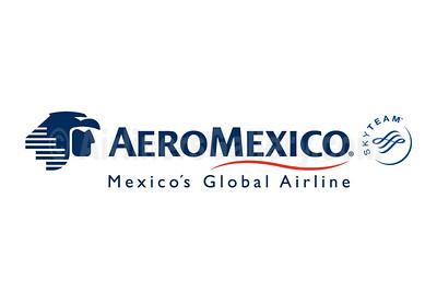 1. AeroMexico logo