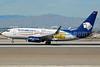 AeroMexico Boeing 737-752 WL XA-AGM (msn 35786) (Tarjeta Aeromexico Banamex) LAS (Eddie Maloney). Image: 908521.