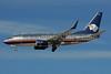 AeroMexico Boeing 737-752 WL N908AM (msn 30038) LAS (Bruce Drum). Image: 103901.