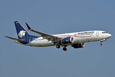 AeroMexico Boeing 737-8 MAX 8 XA-MAO (msn 43707) JFK (Jay Selman). Image: 404116.