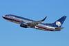 AeroMexico Boeing 737-752 WL N906AM (msn 29356) LAX (Michael B. Ing). Image: 936386.