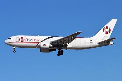 AeroUnion (Mexico) Boeing 767-241 ER (F) XA-EFR (msn 23804) LAX (Michael B. Ing). Image: 952325.