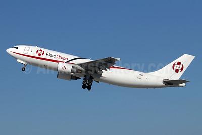 AeroUnion (Mexico) Airbus A300B4-605R (F) XA-GGL (msn 626) LAX (Michael B. Ing). Image: 946315.