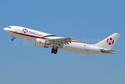 AeroUnion (Mexico) Airbus A300B4-203 (F) XA-FPP (msn 227) LAX (Michael B. Ing). Image: 940141.