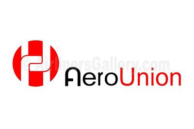 1. AeroUnion (Mexico) logo